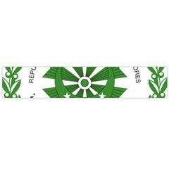 National Seal of the Comoros Flano Scarf (Large)