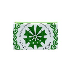 National Seal of the Comoros Cosmetic Bag (XS)