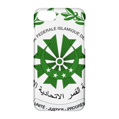 National Seal of the Comoros Apple iPhone 7 Hardshell Case