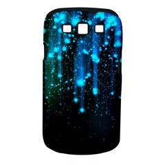 Abstract Stars Falling  Samsung Galaxy S III Classic Hardshell Case (PC+Silicone)