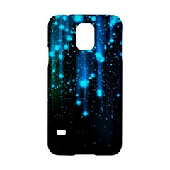 Abstract Stars Falling  Samsung Galaxy S5 Hardshell Case