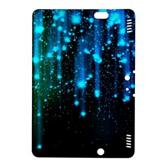 Abstract Stars Falling  Kindle Fire HDX 8.9  Hardshell Case