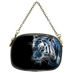 Ghost Tiger  Chain Purses (Two Sides)