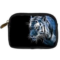 Ghost Tiger  Digital Camera Cases