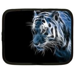 Ghost Tiger  Netbook Case (XXL)
