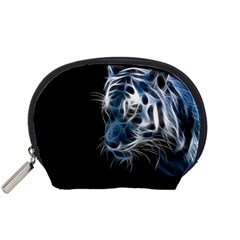 Ghost Tiger  Accessory Pouches (Small)