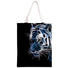 Ghost Tiger  Classic Light Tote Bag