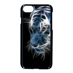 Ghost Tiger Apple Iphone 7 Seamless Case (black)