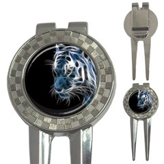 Ghost tiger 3-in-1 Golf Divots