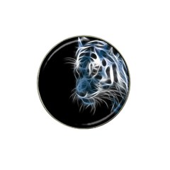 Ghost tiger Hat Clip Ball Marker (4 pack)