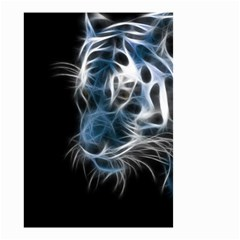 Ghost tiger Small Garden Flag (Two Sides)