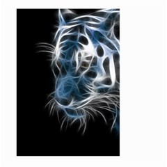Ghost tiger Large Garden Flag (Two Sides)
