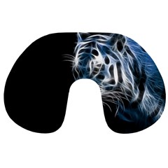 Ghost tiger Travel Neck Pillows