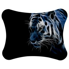 Ghost tiger Jigsaw Puzzle Photo Stand (Bow)