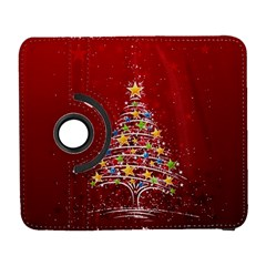 Colorful Christmas Tree Galaxy S3 (Flip/Folio)