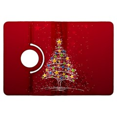 Colorful Christmas Tree Kindle Fire HDX Flip 360 Case