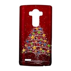 Colorful Christmas Tree LG G4 Hardshell Case