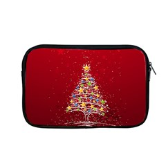 Colorful Christmas Tree Apple MacBook Pro 13  Zipper Case