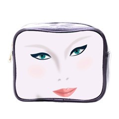 Face Beauty Woman Young Skin Mini Toiletries Bags