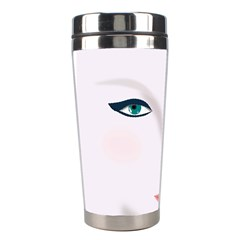 Face Beauty Woman Young Skin Stainless Steel Travel Tumblers