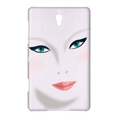 Face Beauty Woman Young Skin Samsung Galaxy Tab S (8.4 ) Hardshell Case