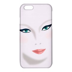Face Beauty Woman Young Skin iPhone 6/6S TPU Case