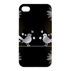 Daisy Bird Twitter News Gossip Apple iPhone 4/4S Hardshell Case