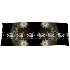 Daisy Bird Twitter News Gossip Body Pillow Case (Dakimakura)