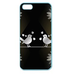 Daisy Bird Twitter News Gossip Apple Seamless iPhone 5 Case (Color)