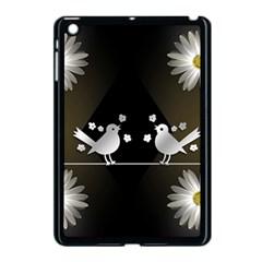 Daisy Bird Twitter News Gossip Apple iPad Mini Case (Black)