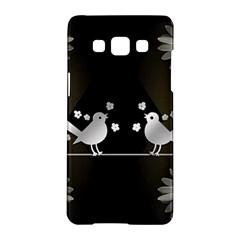 Daisy Bird Twitter News Gossip Samsung Galaxy A5 Hardshell Case