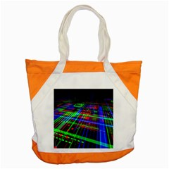 Electronics Board Computer Trace Accent Tote Bag