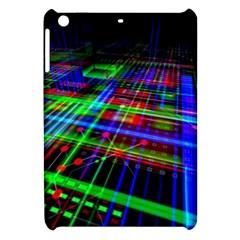 Electronics Board Computer Trace Apple iPad Mini Hardshell Case