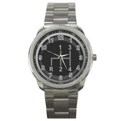 Gearshift Gear Stick Gear Engine Sport Metal Watch