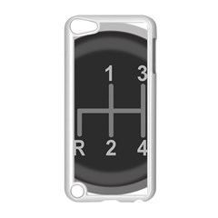 Gearshift Gear Stick Gear Engine Apple iPod Touch 5 Case (White)