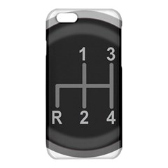 Gearshift Gear Stick Gear Engine iPhone 6/6S TPU Case