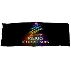 Merry Christmas Abstract Body Pillow Case (Dakimakura)