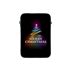 Merry Christmas Abstract Apple iPad Mini Protective Soft Cases