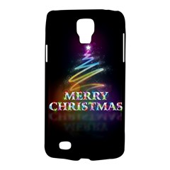 Merry Christmas Abstract Galaxy S4 Active