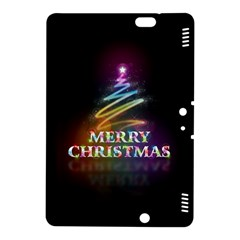 Merry Christmas Abstract Kindle Fire HDX 8.9  Hardshell Case