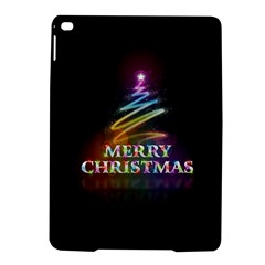 Merry Christmas Abstract iPad Air 2 Hardshell Cases