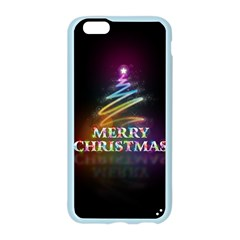 Merry Christmas Abstract Apple Seamless iPhone 6/6S Case (Color)
