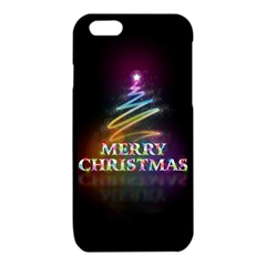 Merry Christmas Abstract iPhone 6/6S TPU Case