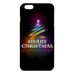 Merry Christmas Abstract iPhone 6 Plus/6S Plus TPU Case