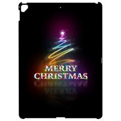 Merry Christmas Abstract Apple iPad Pro 12.9   Hardshell Case