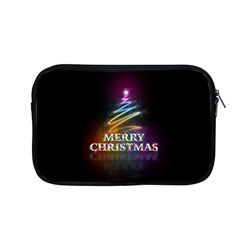 Merry Christmas Abstract Apple MacBook Pro 13  Zipper Case