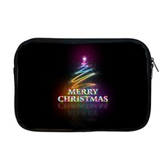 Merry Christmas Abstract Apple MacBook Pro 17  Zipper Case
