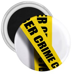 Internet Crime Cyber Criminal 3  Magnets