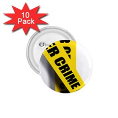 Internet Crime Cyber Criminal 1.75  Buttons (10 pack)