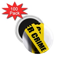 Internet Crime Cyber Criminal 1.75  Magnets (100 pack)